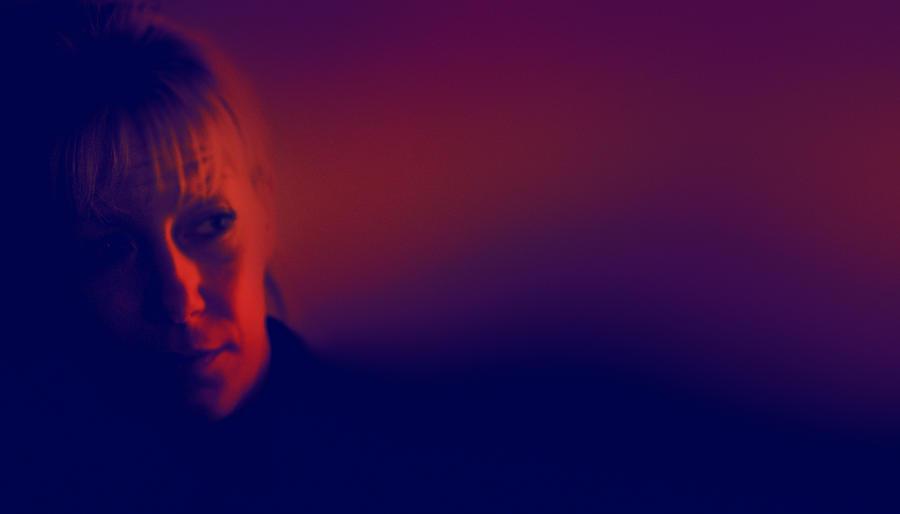 Avantgarde Photograph - Moody Blues by Li   van Saathoff