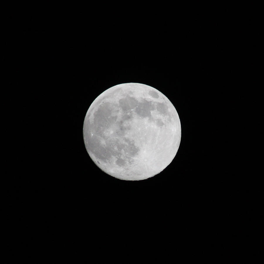 Full Photograph - Moon Time by Cathie Douglas
