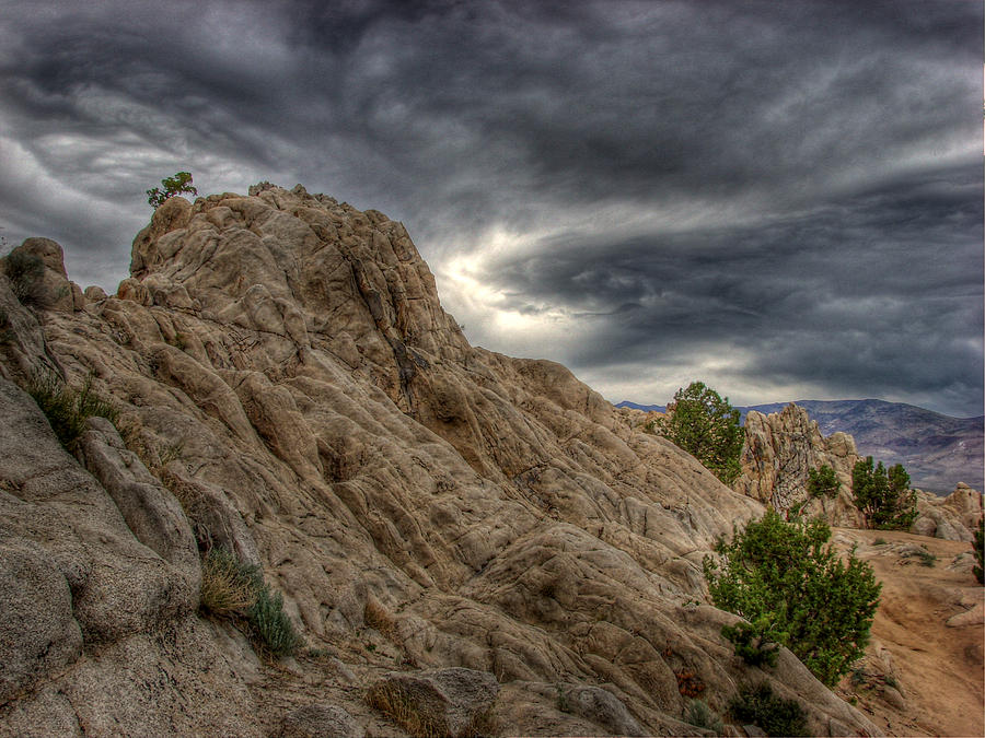 Moon Rocks Photograph - Moonrocks by Scott McGuire