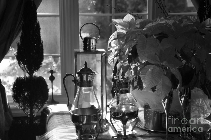 Black And White Photograph - Morning Light  2 by Tanya  Searcy