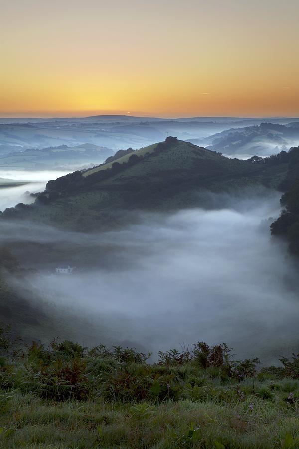 Mist Photograph - Morning Mist by Dr Keith Wheeler