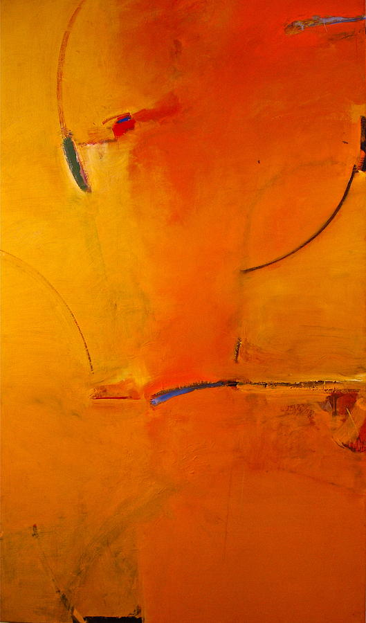 Abstract Painting Painting - Most Like Lee by Cliff Spohn