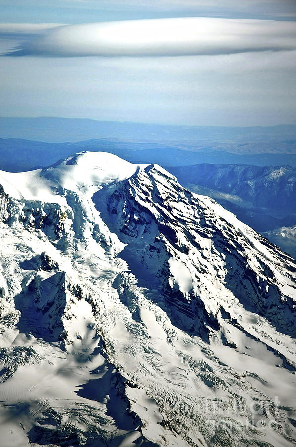 Mountaintop Photograph - Mountaintop Of Our Desires by Gwyn Newcombe