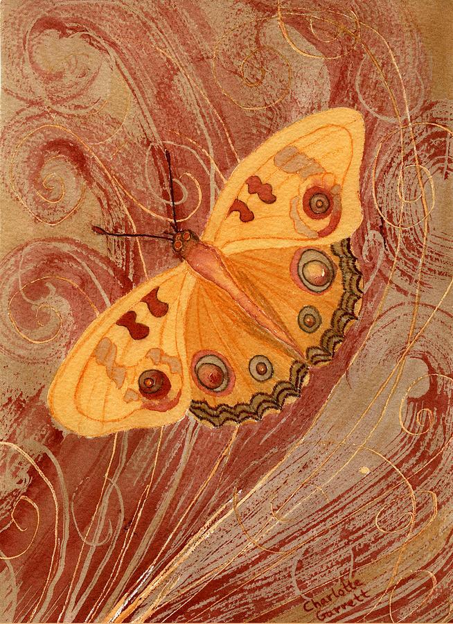 Movement Butterfly by Charlotte Garrett