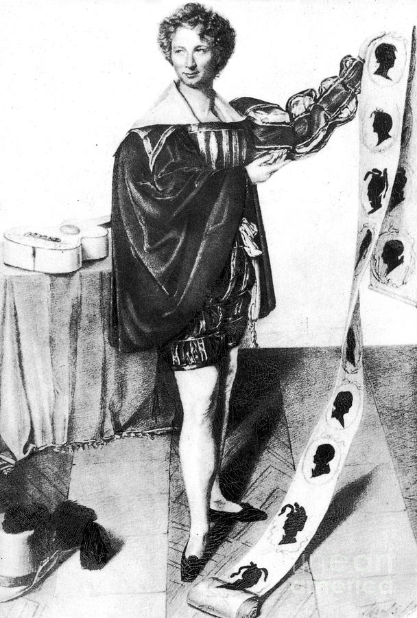 1833 Photograph - Mozart: Don Giovanni by Granger