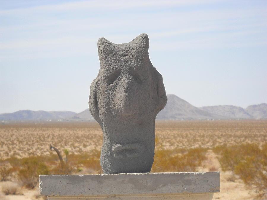 Statue Sculpture - Mr Miser by Jane Williams