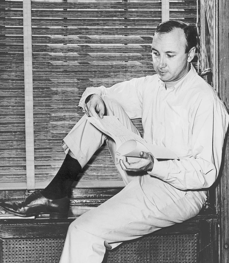 History Photograph - Mr. Neil Simon B. 1927 American by Everett