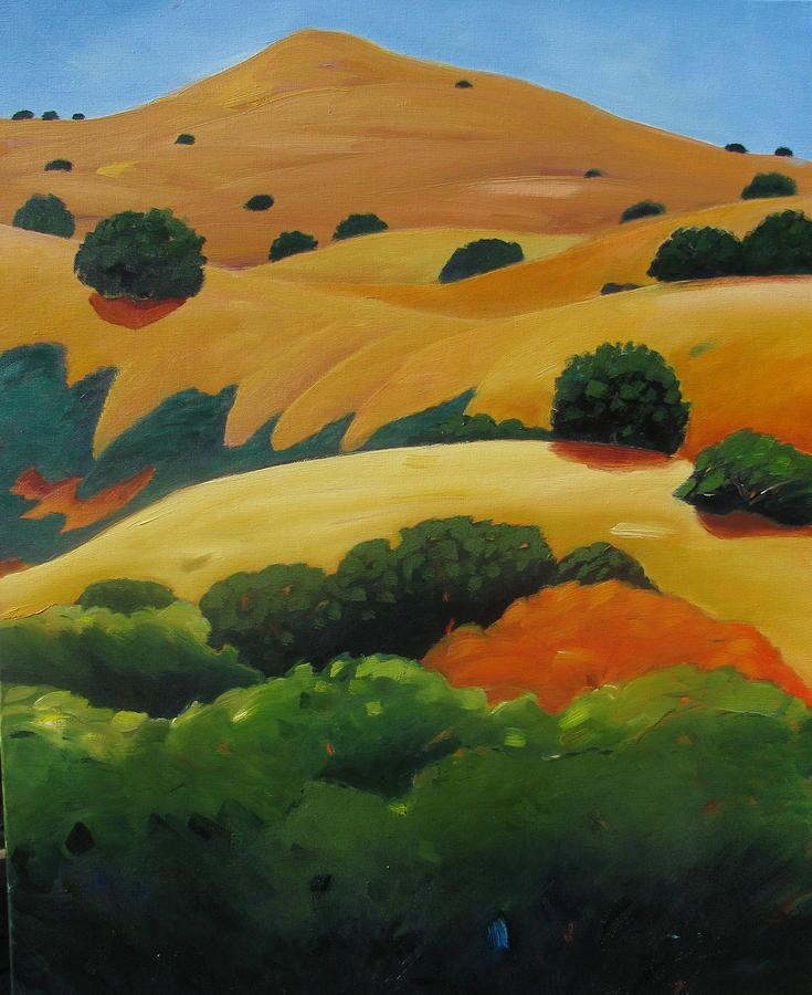 Mt Diablo from Danville by Gary Coleman