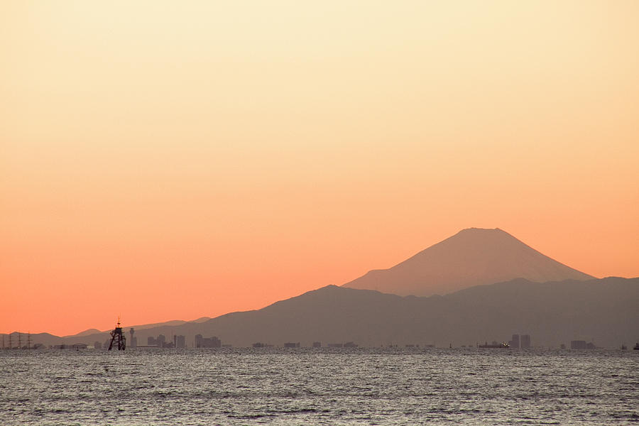 Horizontal Photograph - Mt.fuji by Sachikos photography