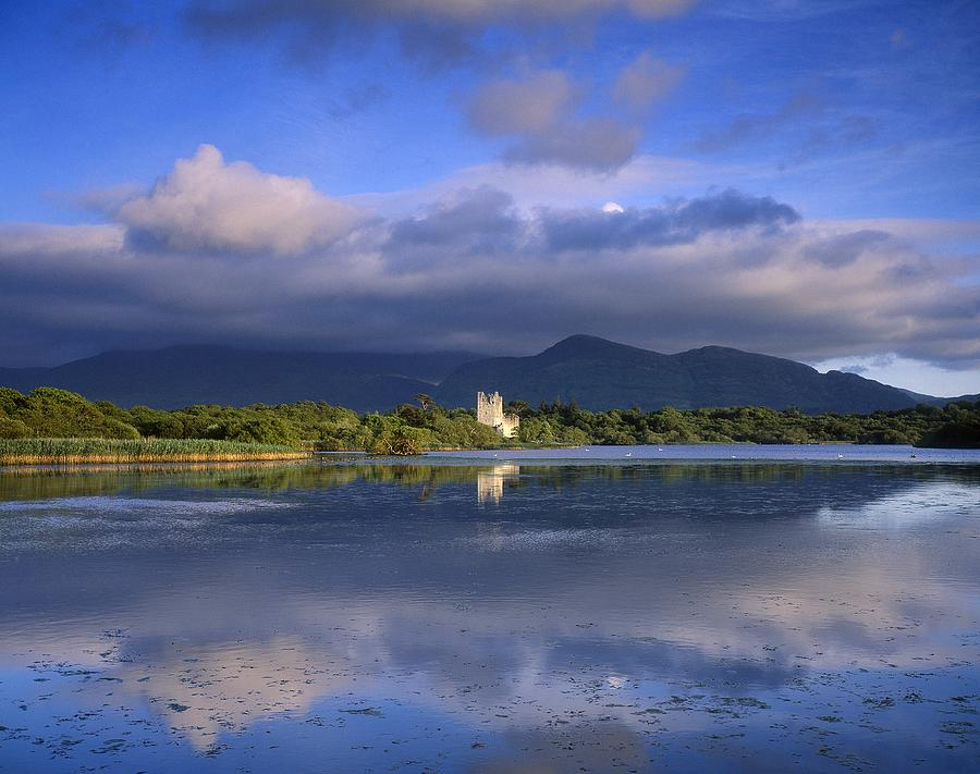 Muckross Lake, Ross Castle, Killarney by The Irish Image Collection