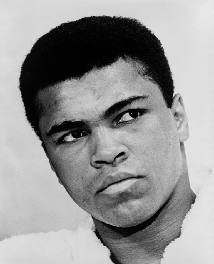 Muhammad Ali B 1942 In 1967 The Year Photograph By Everett