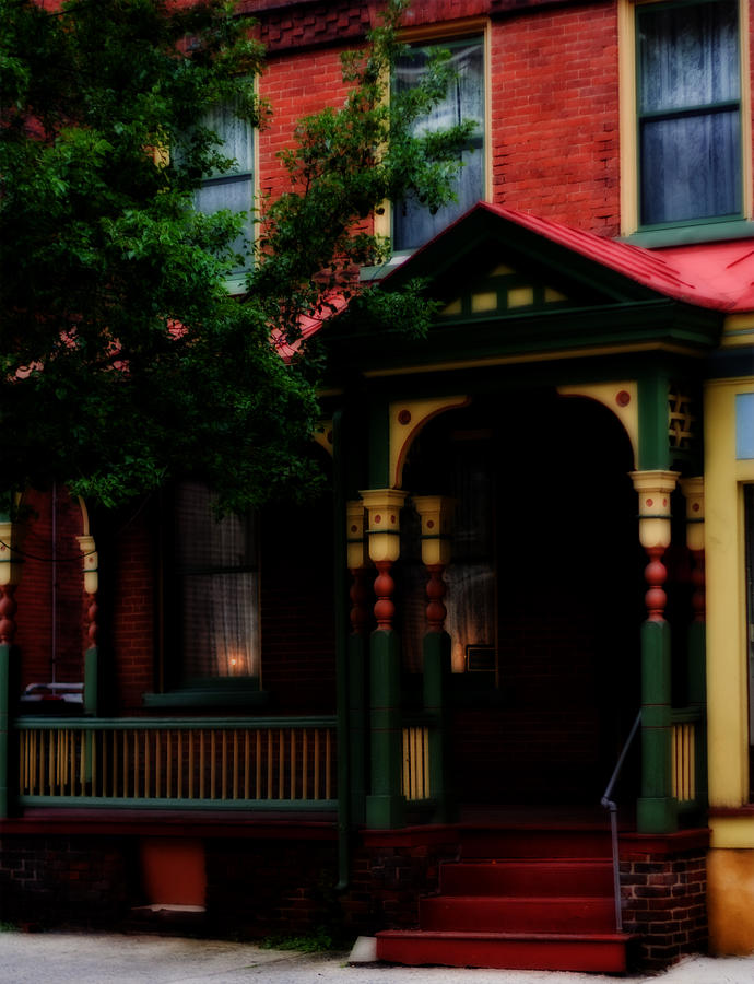 Jim Thorpe Photograph - Multi Color by Jessica Baker