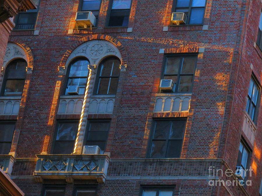 Architecture Photograph - Mundane Art by Rrrose Pix
