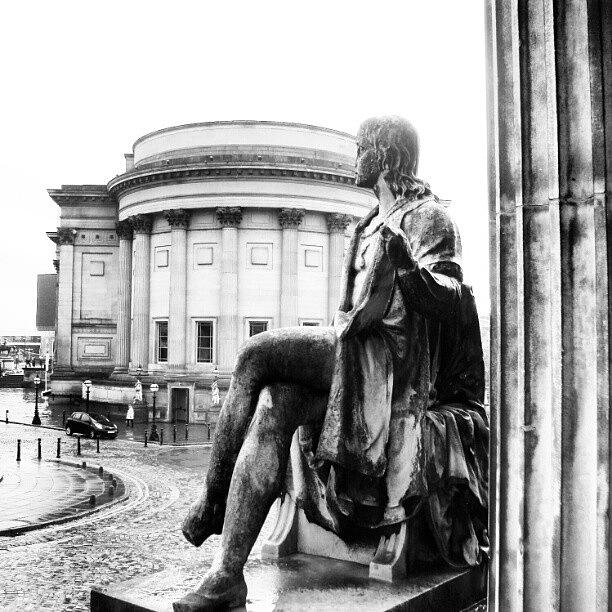 Building Photograph - #museum #liverpool #classic #old by Abdelrahman Alawwad