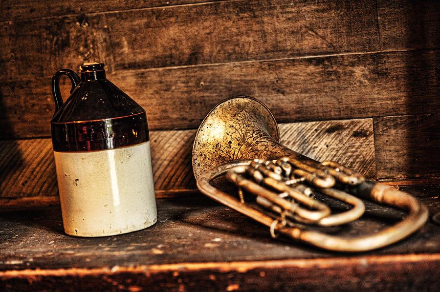 Music Jug Photograph