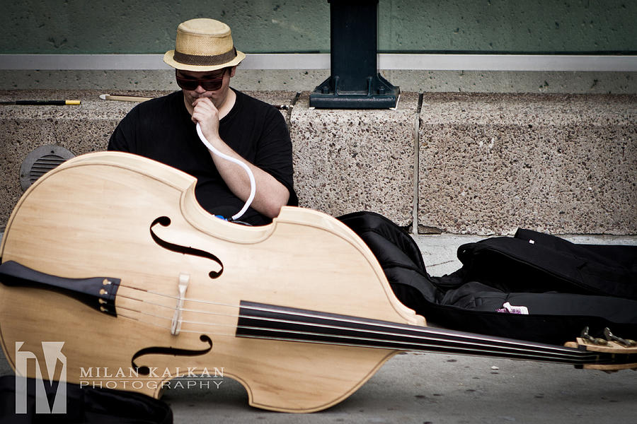 Toronto Photograph - Music by Milan Kalkan