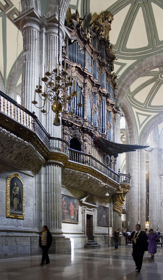 Church Photograph - Music On High by Lynn Palmer