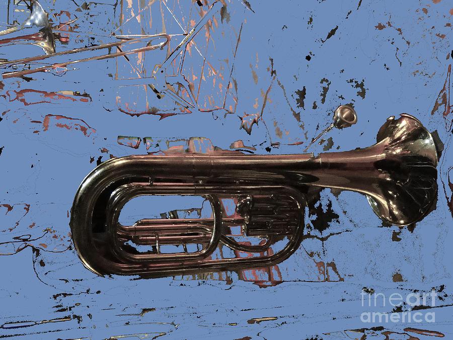 Al Bourassa Photograph - Musical Noise by Al Bourassa