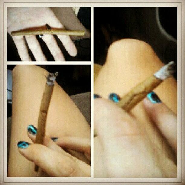 Blunt Photograph - My Blunt Rolling Skills Arent Perfect by Jamie H