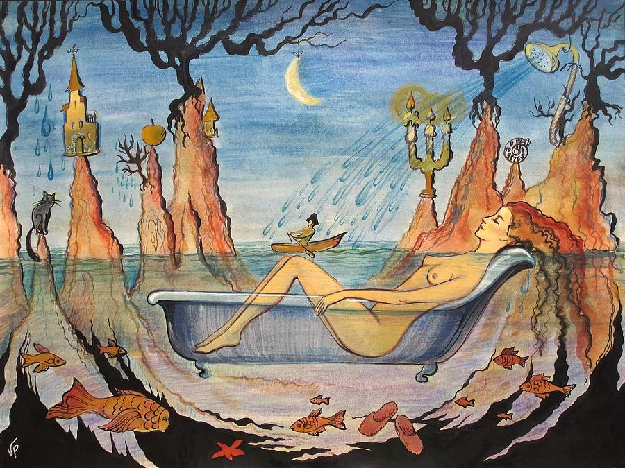 My dream by Valentina Plishchina