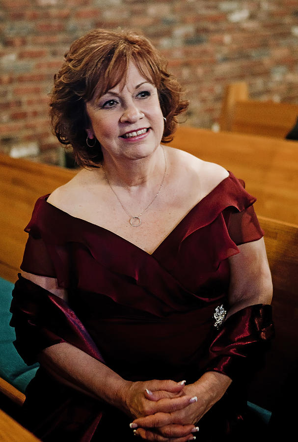 Janice Photograph - My Wife Janice by Harold Shull