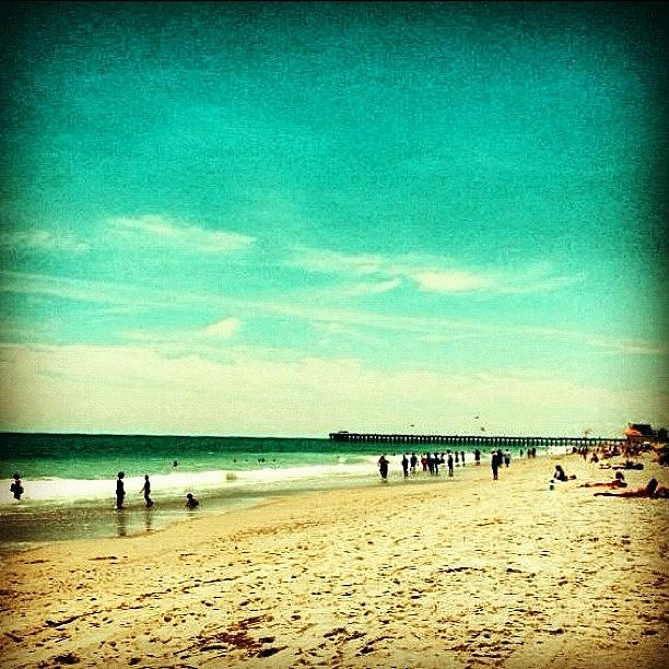 Summer Photograph - Myrtle Beach by Katie Williams