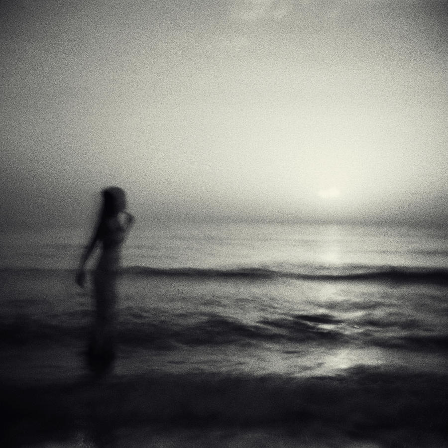 Nature Photograph - Mystery Dream by Oksana Art