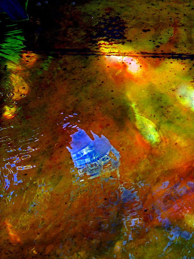 Abstract Photograph - Mystical Waters by Marcia Lee Jones
