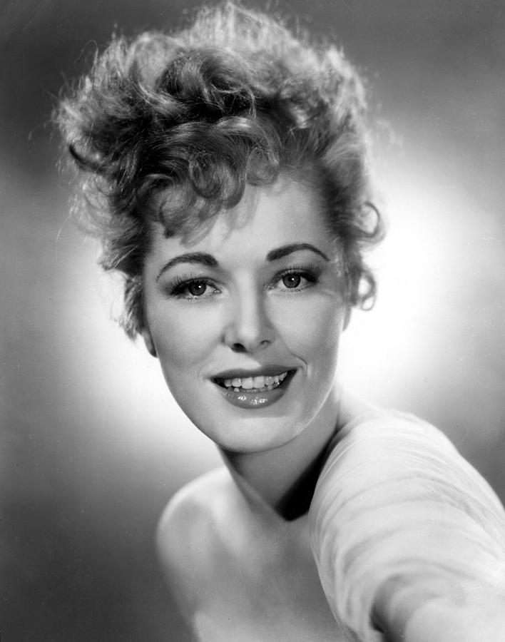 1950s Movies Photograph - Naked Jungle, Eleanor Parker, 1954 by Everett