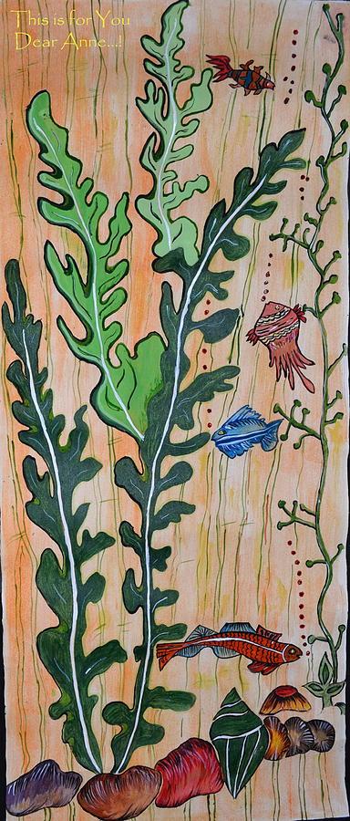 Nali Painting - Nalis Watercolor Painting by Anne-Elizabeth Whiteway