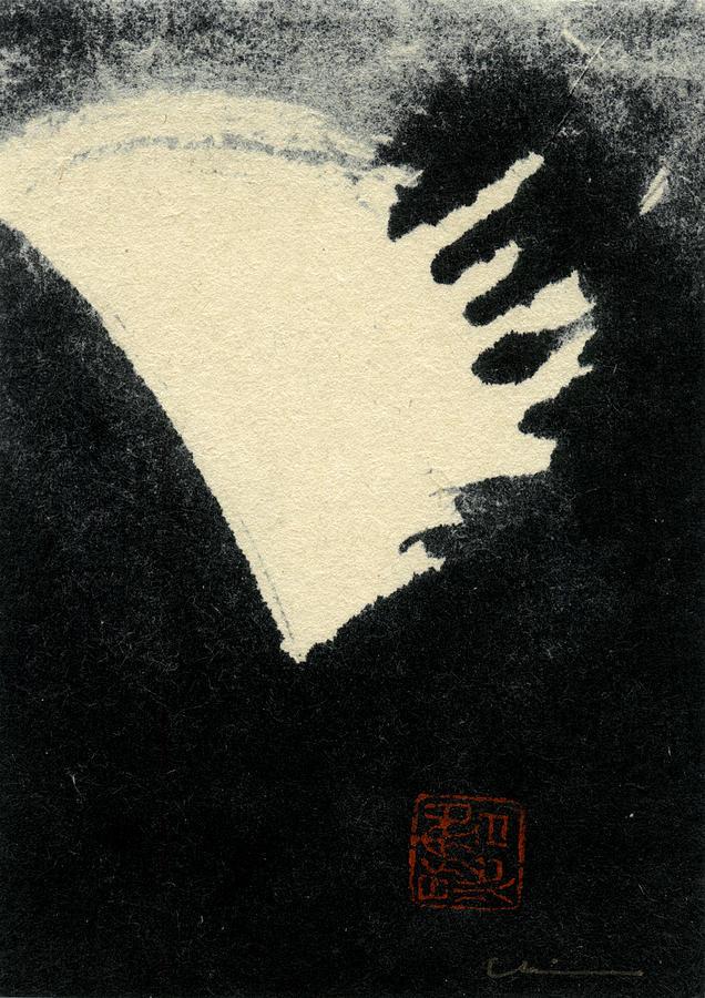 Namu - Hail Painting by Chisho Maas