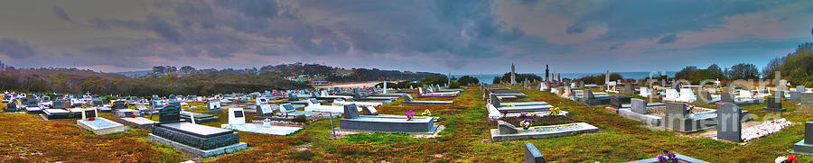 Narooma Cemetery Photograph by Joanne Kocwin