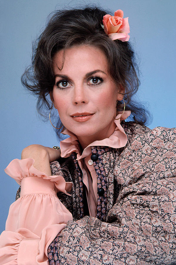 1980s Fashion Photograph - Natalie Wood In The 1970s by Everett