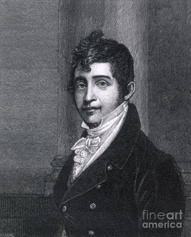 19th Century Photograph - Nathan Appleton (1779-1861) by Granger