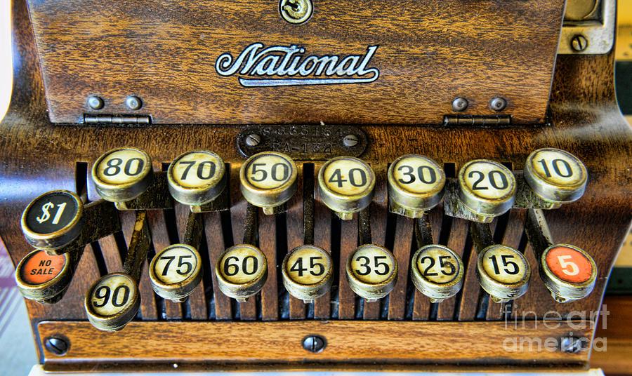 For national cash sale register atlanta for