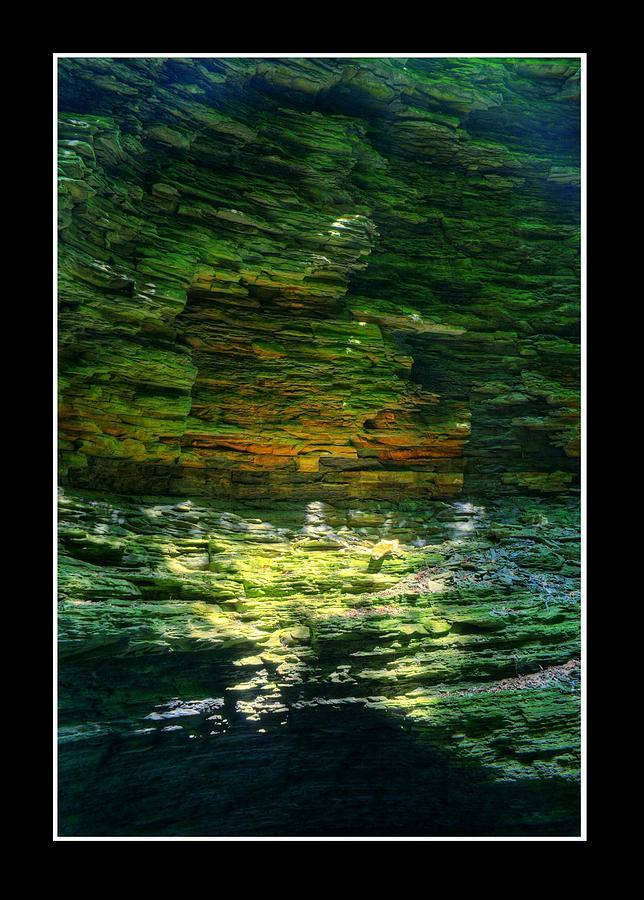 Rock Photograph - Natural Light by Matthew Green