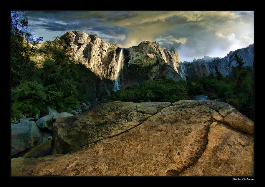 Art Photography Photograph - Nature Glory by Blake Richards