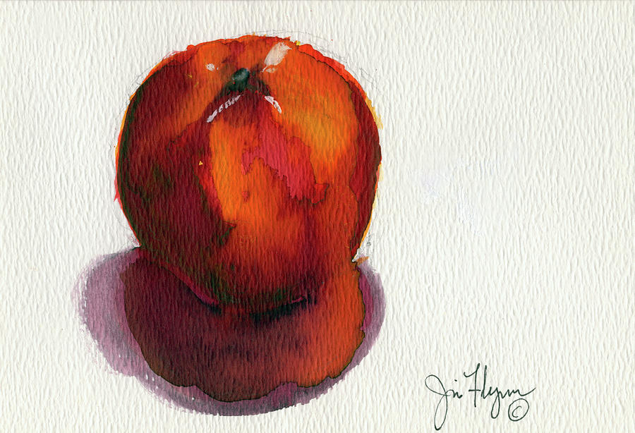 Nectarine by James Flynn