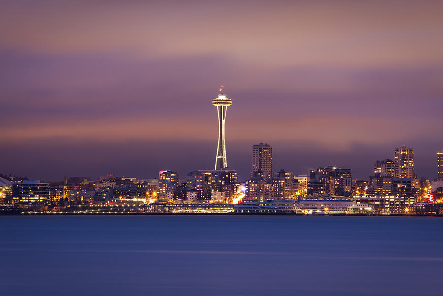 Space Photograph - Needle Point by Jonathan Ellison