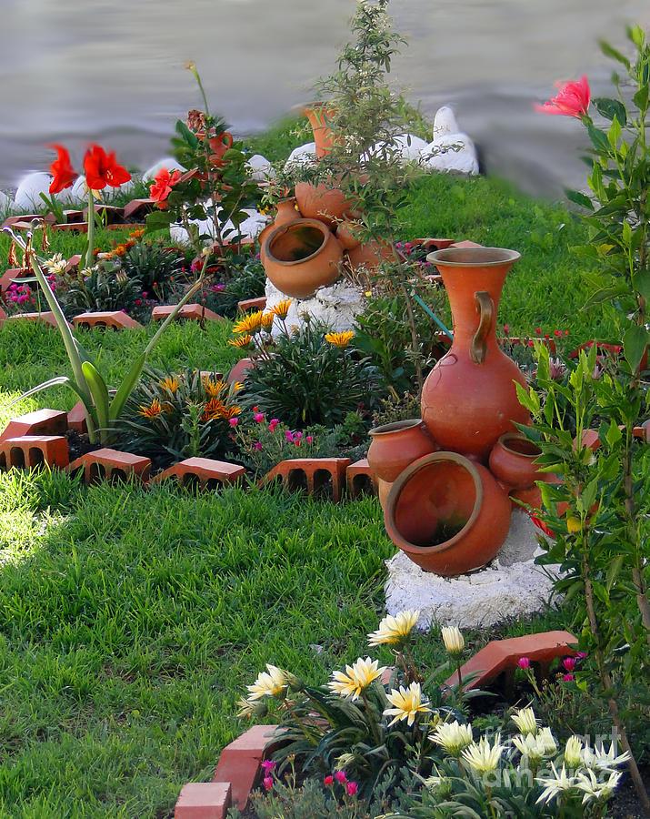 Okotoks Photograph - Neighborhood Adornments by Al Bourassa