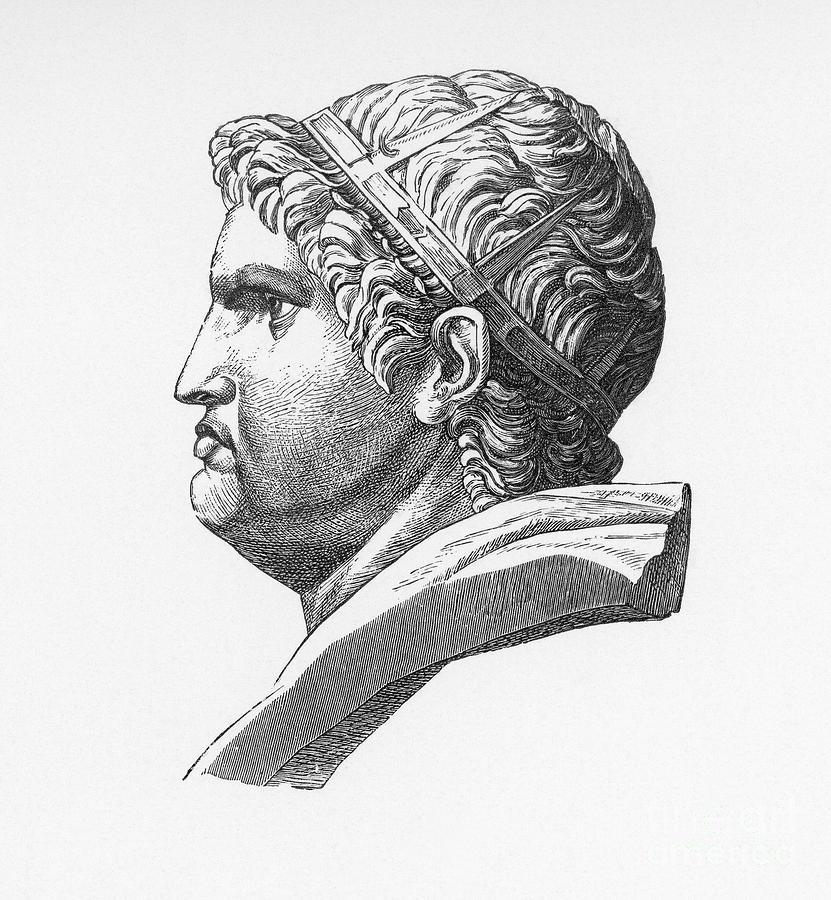 1st Century Photograph - Nero (37-68 A.d.) by Granger