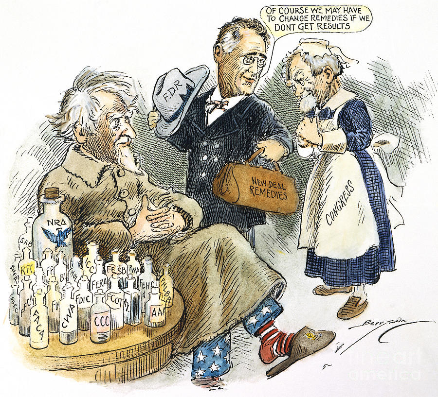 """new deal dbq roosevelt administraion When president franklin delano roosevelt was elected in 1932, he promised a """" new deal"""" the programs established by his administration, ranging from the."""