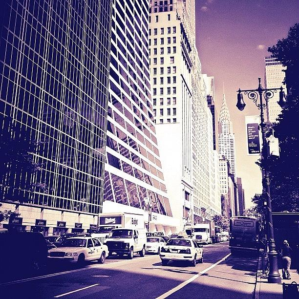 New York City Photograph - New York City Dreamscape by Vivienne Gucwa
