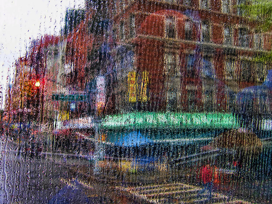 New York City Photograph - New York Street by Boss Photographic