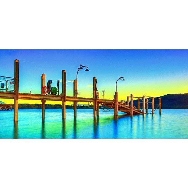 Bridge Photograph - #newzealand #nz #au_nz_hotshots #bridge by Tommy Tjahjono
