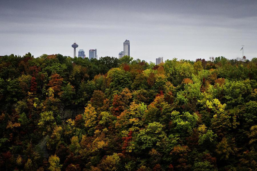 Niagara Falls Photograph - Niagara Fall by Milan Kalkan
