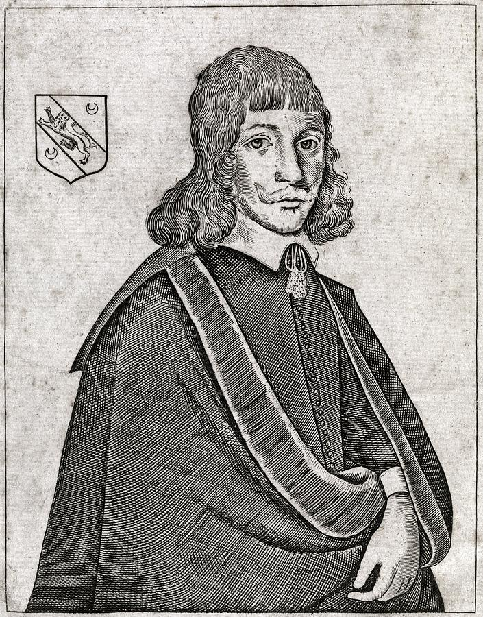 Nicholas Culpeper Photograph - Nicholas Culpeper, English Physician by Middle Temple Library