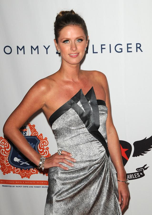 Benefit Photograph - Nicky Hilton At Arrivals For The 18th by Everett