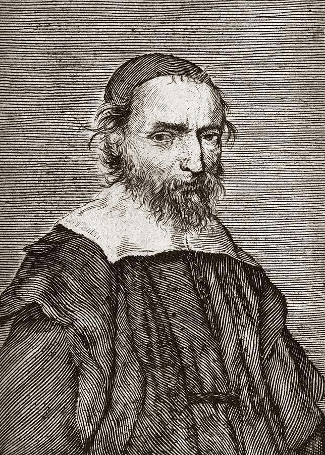 150s Photograph - Nicolas Fabri De Peiresc, Astronomer by Middle Temple Library