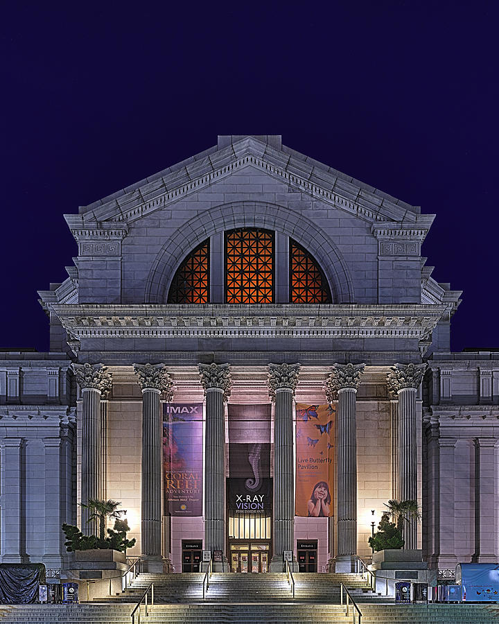 Metro Photograph - Night At The Museum by Metro DC Photography